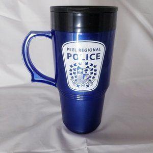 Peel Regional Police Reusable Mug